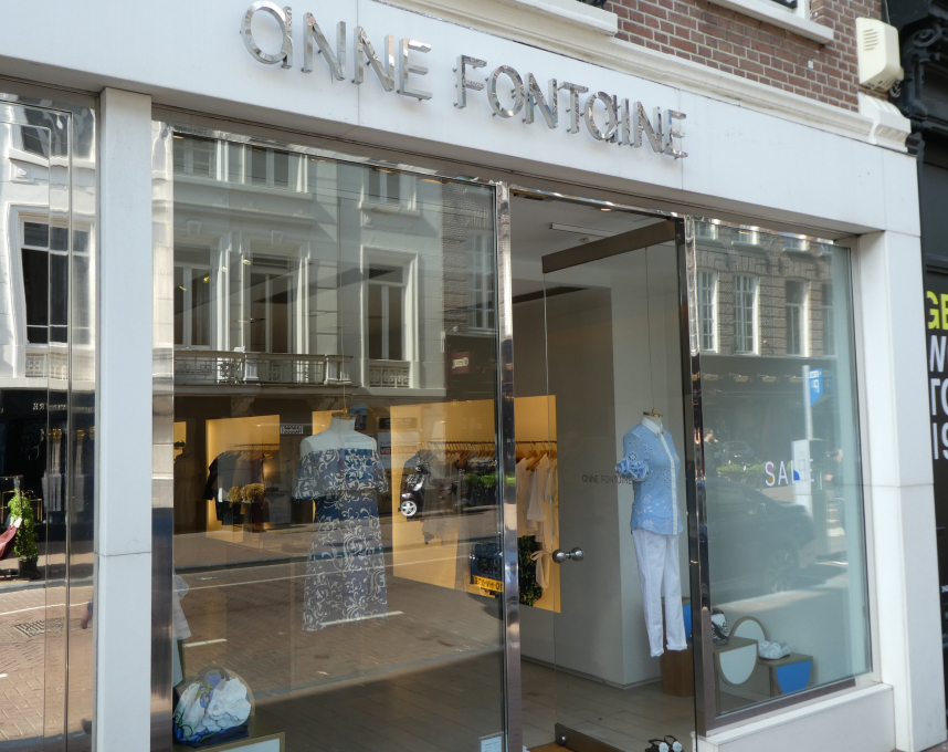 Anne Fontaine PC Hooftstraat Amsterdam